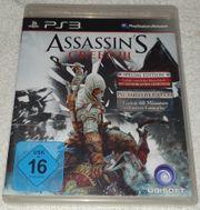Für PS3 SPECIAL EDITION Assassin