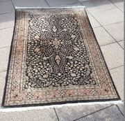 Orientalischer Seidenteppich