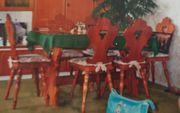 Esstisch Bauerntisch Stühle
