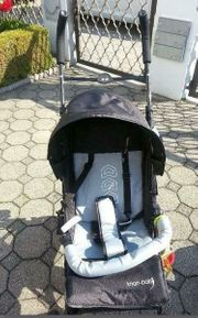 Buggy by knorr-baby mit Zubehör