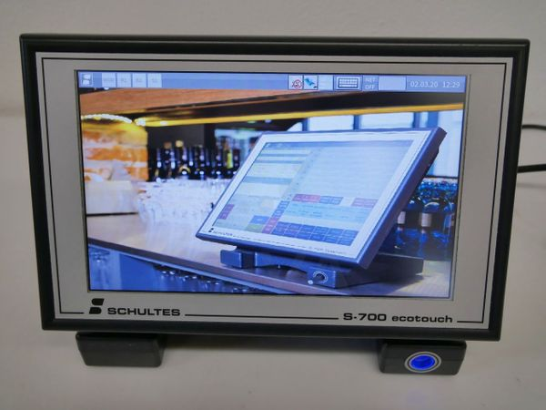 Kassensystem Schultes S 700 ecotouch