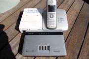 Eumex 401 ISDN-Telefonanlage mit Siemens