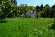 Haus am Wald in Ungarn