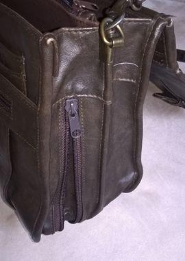 Verkaufe 2 kleine Ledertaschen - neuwertig: Kleinanzeigen aus München - Rubrik Taschen, Koffer, Accessoires