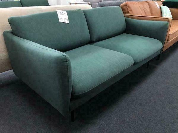 Sofa MOBY 2-Sitzer Ecksofa Couchgarnituren