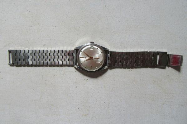 Pronto Meister 21 Vintage Uhr
