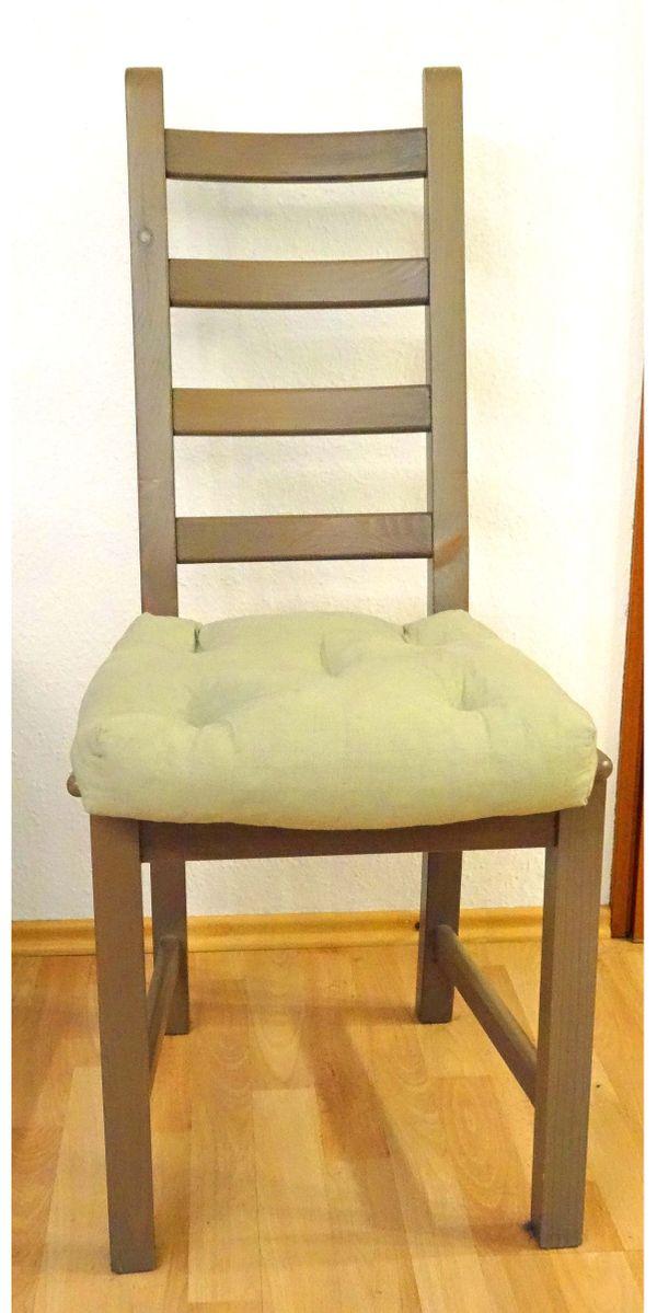 IKEA Kaustby graubraun inkl Sitzkissen