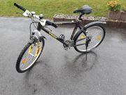 Mountain Bike mit Carbon Rahmen