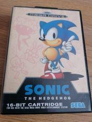 Sega Mega Drive Sonic the