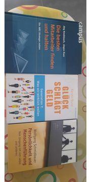 Biete 3 Bücher für das
