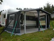 Luftvorzelt für Wohnwagen