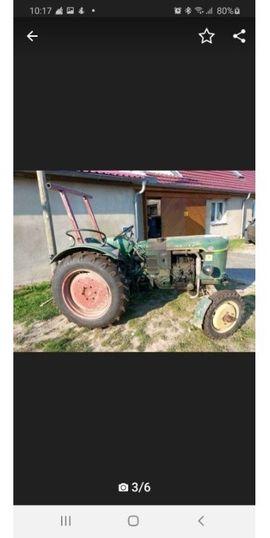 Traktoren, Landwirtschaftliche Fahrzeuge - Deutz Kloeckner