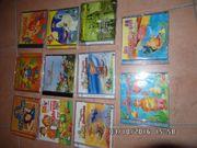 11 Kinderhörspiel und -Musik CDs