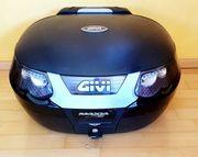 Motorradkoffer von GiVi inkl Zubehör