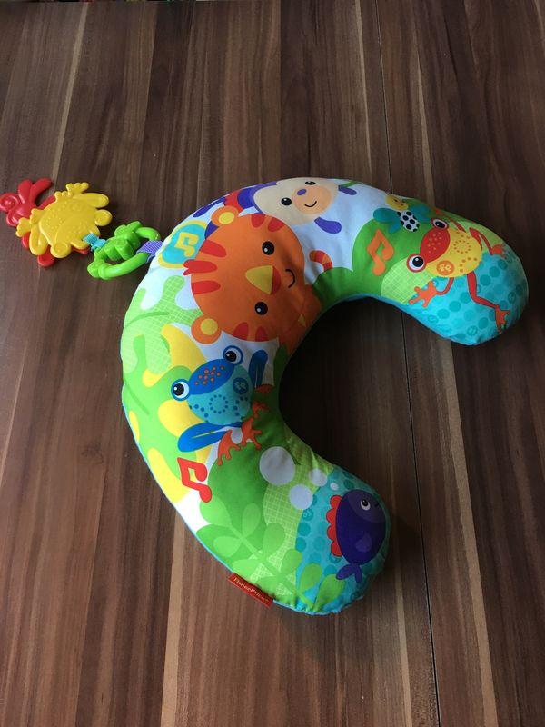 Fisher-Price CDR52 - Rainforest Spielkissen mit