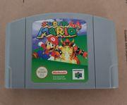 verkaufe Nintendo 64 Super Mario