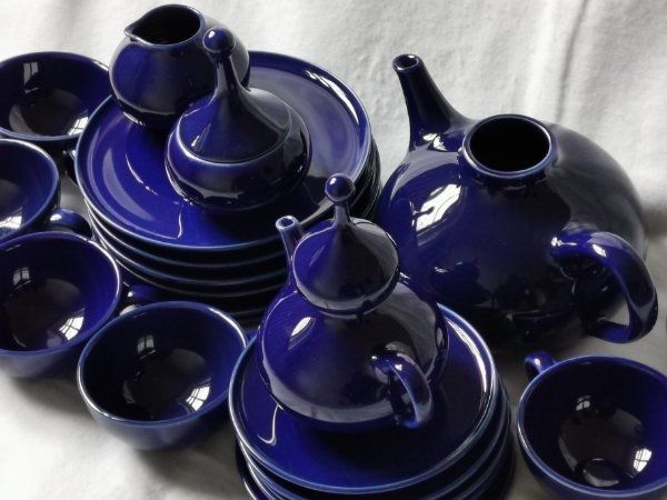 Rosenthal Björn Wiinblad Teeservice Keramik