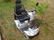 Elektromobil Seniorenmobil Scooter - Invacare Orion