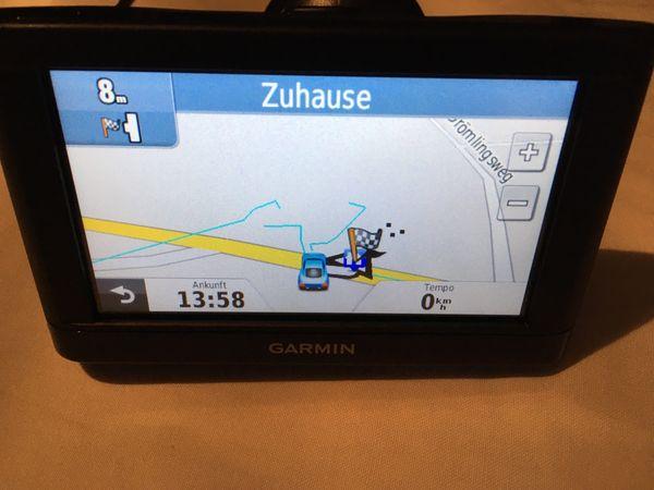 verk Garmin Navigationsgerät