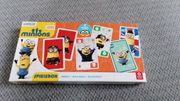 Minions Kartenspiel 3in1 Mau Mau
