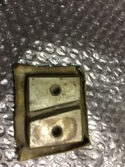 2 Stahlklingen für Bolzenschneider
