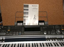 Keyboards - Keyboard Technics KN 7000