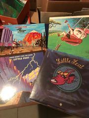 Schallplatten Little Feat siehe Fotos