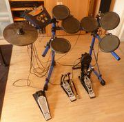 Roland TD-6 elektronisches Schlagzeug double