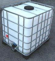 IBC Container Regenfass 1000 Liter