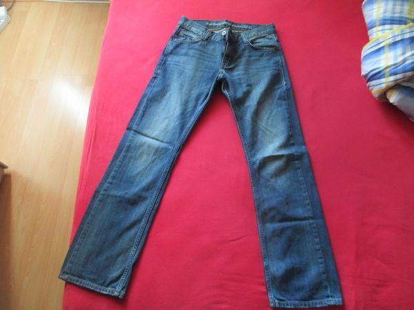 3x Marken-Jeans Calvin Klein Mustang