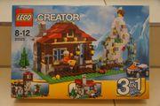 Lego Set 31025 Berghütte