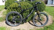 Ghost HTX Voll-Carbon TOP Zustand