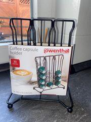 Kaffeekapsel Halter NEU