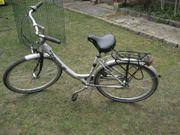 Aluminium Alurad Damenfahrrad Rad für