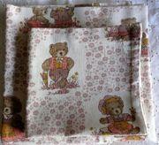 Baby Bettwäsche mit verschiedenen Bärchen