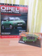 Opel Collection Modellautos 1 43