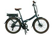 E-Bike Elektrofahrrad Pedelec Klapprad Blaupunkt