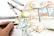 Architektur Bauplanung Eingabeplanung