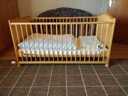 Baby und Kleinkind Gitter Bett