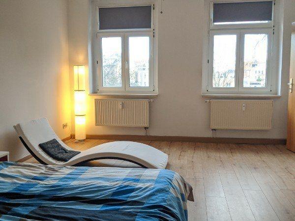 Wohnung in Leipzig Stunden Tage