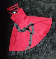 H R London Kleid Rockabilly