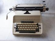 Schreibmaschine Triumph 50