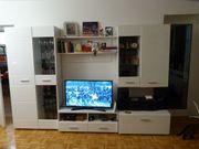 Wohnzimmerschrank mit Sideboard Schrank Weißer