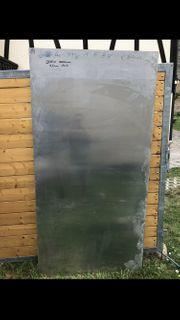 Aluminium Blech Platte Tafel 2