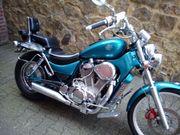 Schönes Motorrad Suzuki vs 600