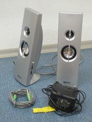 Multimedia Computer Lautsprecher Marke Tevion