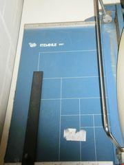 Hebelschneidemaschine Schneidemaschine von Dahle 567