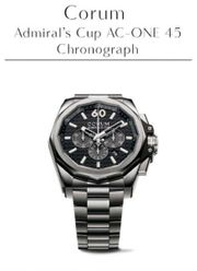 CORUM Admirals Cup AC ONE
