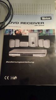 TEVION DVD Receiver Dolby Surround