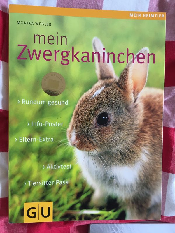 Buch Mein Zwergkaninchen von GU